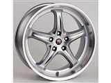 ROH Drift-R Wheels 19X9 Magnesium with Diamond Polish Lip /