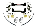 Skyjacker CC429K-B 4-inch Suspension Lift Kit With Black Max Shocks 2004-2012 Colorado/Canyon 2WD /