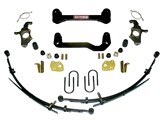 Skyjacker CC429KS-B 4-inch Suspension Lift Kit With Black Max Shocks 2004-2012 Colorado/Canyon 2WD /
