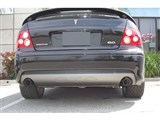 "Spintech 1XGTO54DLR Stainless 3"" Cat-Back Rear Exit Exhaust W/H-Pipe 4"" Tips 2005-06 Pontiac GTO /"