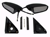 Street Scene 950-11245 Cal-Vu Electric Sport Mirror - Pair /