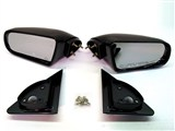 Street Scene 950-15211 Cal-Vu Manual Sport Mirror With Signal Mirror Conversion Kit - Pair /