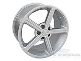 Steeda 013-0002-28 18x9.5 Steeda Ultra Lite Satin Wheel 94-04 /