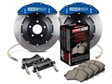StopTech 83.180.0047.21 Rear Big Brake Kit, Slotted Rotors, Blue Calipers 1997-2004 Corvette C5 / StopTech 83.180.0047.21 Rear Big Brake Kit