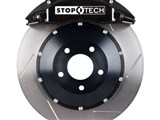 StopTech 83.188.0068 Rear 6-Piston Big Brake Kit 2007-2014 GM Truck/SUV /