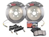 StopTech 83.193.0057.R1 2010-2013 Camaro SS Rear Trophy Brake Kit 4-Piston Slotted Rotors / StopTech 83.193.0057.R1 Rear Big Brake Kit