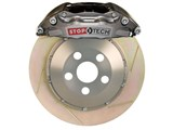 StopTech 83.193.0057.R3 2010-2013 Camaro SS Rear Trophy Brake Kit 4-Piston Slotted Zinc Rotors / StopTech 83.193.0057.R3 Rear Big Brake Kit
