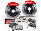 StopTech 83.261.6743 Front 6-Piston & Rear 4-Piston Big Brake Kit Dodge Viper /