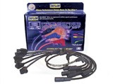 Taylor 74044 Spiro-Pro 8mm Ignition Wires - Black /