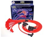 Taylor 74244 Spiro-Pro 8mm Ignition Wires - Red /
