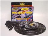 Taylor 79003 Spiro-Pro 409 Race 10.4mm Ignition Wires - Black /