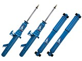 Tokico HB3211 & HU3745 HP Struts & Shocks - Set of 4 - Cavalier/Sunfire /
