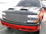 "T-Rex 20081 Silverado HD ""Full Face"" Billet - Replaces OE Grille Shell /"