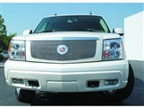 T-Rex 20182 Escalade, EXT, ESV Billet Grille Insert - w/Center Billet Logo Plate /