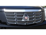 T-Rex 20194 Escalade, EXT, ESV Billet Grille Insert - Replaces OE Mesh in Each opening. /
