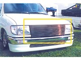 T-Rex 20880 Tacoma Billet Grille Insert - Replaces OE Grille Shell /