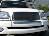 T-Rex 20958 Tundra Double Cab Billet Grille Insert - Double Cab Models /