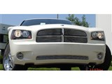 T-Rex 21474 Charger Billet Grille Overlay/Bolt On - 4 Pc (7 Bars Each) /