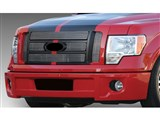 T-Rex Billet 21569 Polished 6-Piece Billet Grille Overlay 2009-2012 Ford F-150 Lariat / King Ranch /