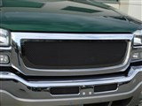 T-Rex 51200 Sierra ( Exc C3) Upper Class Mesh Grille - All Black  /