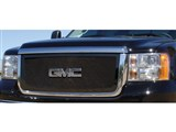 T-Rex 51206 Sierra 2500HD, 3500 Upper Class Mesh Grille - All Black  /