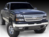 T-Rex 54106 Silverado 2500HD, 3500 ( 2006) Upper Class Stainless Mesh Grille - 2 Pc Style /