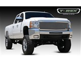 T-Rex 54113 Silverado HD Upper Class Stainless Mesh Grille - 1 Pc Style (Replaces OE Grille) /