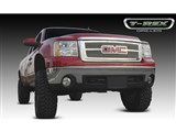 T-Rex 54204 Sierra 1500 Upper Class Stainless Mesh Grille - Overlay w/ Logo Opening /