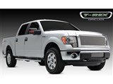 T-Rex 54572 Polished Upper Class Formed Mesh Grille Insert 2013 Ford F-150 /