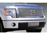 T-Rex 6715680 Polished X-Metal Stainless Grille Insert 2009-2012 Ford F-150 /