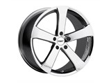 TSW 1780VOR405120C76 Vortex 17x8 5x120 +40mm Wheel - Chrome /