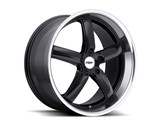 TSW 18x8 Stowe 5x120 +35mm Wheel - Black /