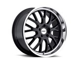 TSW 1880TRM355120B76 Tremblant 18x8 5x120 +35mm Wheel - Gloss Black /