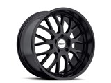 TSW 18x8 Tremblant 5x120 +35mm Wheel - Matte Black /