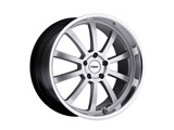 TSW 1880WIL355120S76 Willow 18x8 5x120 +35mm Wheel - Hyper Silver /