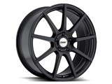 TSW 1890INT505121M70 Interlagos 18x9.0 5x120.65 / ET50 Forged Black Front Wheel Corvette C5/C6/C7 /