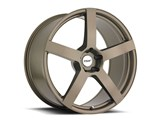 TSW 1890PAN505121Z70 Panorama 18x9.0 5x120.65/ET50 Forged Matte Bronze Front Wheel Corvette C5/C6/C7 /