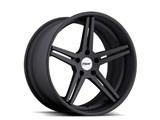 TSW 19x8 Mirabeau 5x120 +35mm Wheel - Matte Black TD8 /