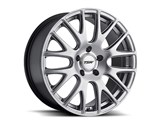 TSW 19x8 Mugello 5x120 +35mm Wheel - Hyper Silver /