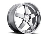 TSW 19x8 Rockingham 5x120 +35mm Wheel - Chrome /