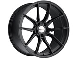 Cray 1990CRD505121M70 Spider 19x9 Forged Wheel ET50 Matte Black Fits Front or Rear / Cray 1990CRD505121M70 Spider 19x9 Forged Wheel ET5