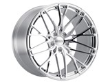 Cray 2005FCN655121S70 Falcon 20x10.5 Monoblock Forged Wheel ET65 Full Polish Fits Rear / Cray 2005FCN655121S70 Falcon 20x10.5 Monoblock