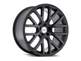 TSW 2005INT655121M70 Interlagos 20x10.5 Forged Black Corvette C5/C6/C7 Rear Wheel 5x120.65  ET65 /