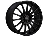 Tenzo TAWC1177008H42B Cuzco Version-1 17x7 4x100 / 4x114.3 +42 Offset Wheel - Black /