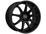 Tenzo TAWCPN1770MA42B Concept-9 17x7 4x100 / 4x114.3 +42mm Wheel - Black /