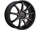 Tenzo TAWCPN1770MC42C Concept-9 17X7 5x100 / 5x114.3 +42mm Wheel - Charcoal Titanium /