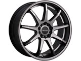 Tenzo TAWCPN1770MC42H Concept-9 17X7 5x100 / 5x114.3 +42mm Wheel - Hyper Black /