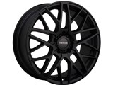 Tenzo TAWCPT1770MA42B Concept-10 17X7 4x100 / 4x114.3 +42mm Offset Wheel - Black /