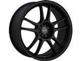 Tenzo TAWD5177008H42B DC-5 Version-1 17x7 Drift Competition 4x100 / 4x114.3 Wheel - Black /