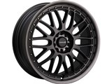 Tenzo TAWMS11775MA42B Meister Version-1 17x7.5 4x100 / 4x114.3 +42 Offset Wheel - Black /